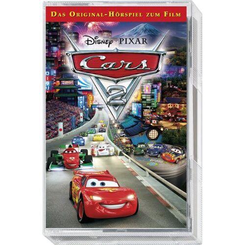 Disney Cars 2 [Musikkassette] [Musikkassette] - Preis vom 31.10.2020 05:52:16 h