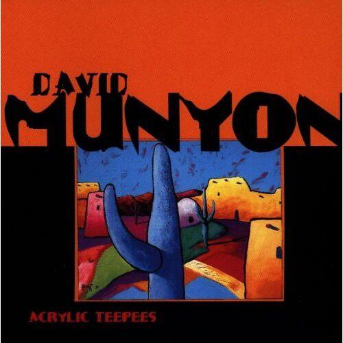 David Munyon - Acrylic Teepees - Preis vom 08.05.2021 04:52:27 h