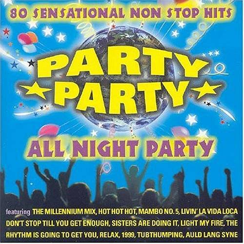Various - Party Party - All Night Party - Preis vom 06.03.2021 05:55:44 h