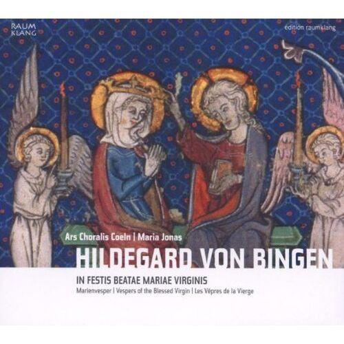 Ars Choralis Coeln - Marienvesper - Preis vom 14.05.2021 04:51:20 h