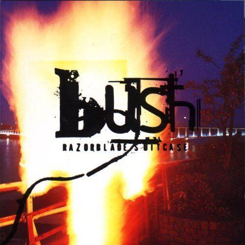 Bush - Razorblade Suitcase - Preis vom 17.04.2021 04:51:59 h