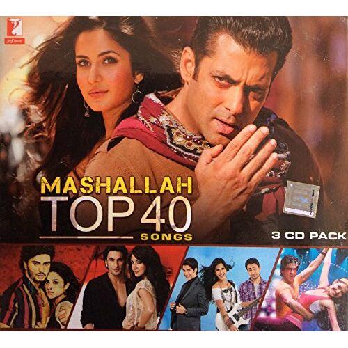 - Mashallah Top 40 Songs (3 CD Pack) - Preis vom 06.05.2021 04:54:26 h