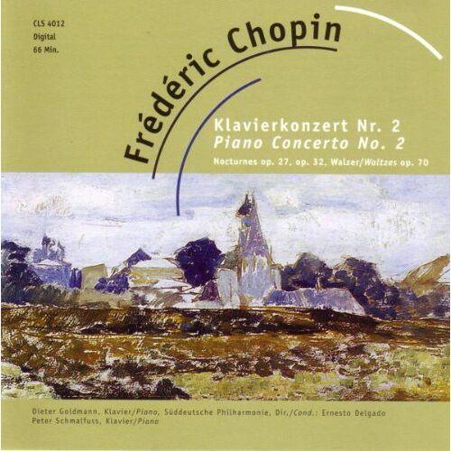 Chopin - Klavierkonzert 2 - Preis vom 21.10.2020 04:49:09 h