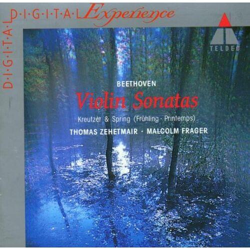 Zehetmair - Violinsonaten 5 (Frühling) und 9 - Preis vom 03.05.2021 04:57:00 h