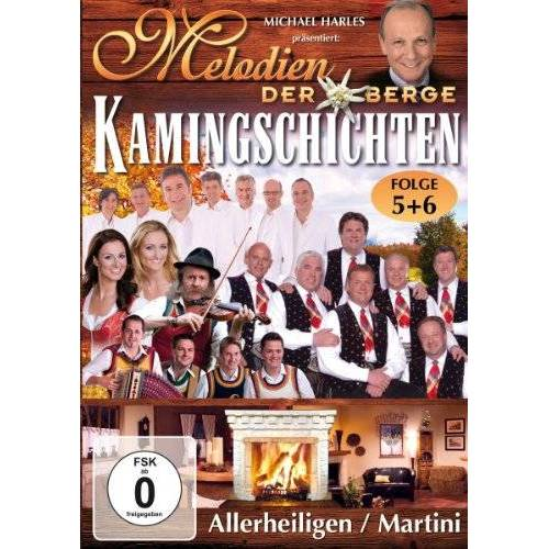 - Melodien der Berge - Kamingschichten - Allerheiligen/Martini (Folge 5+6) - Preis vom 16.05.2021 04:43:40 h