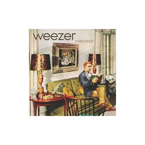 Weezer - Maladroit - Preis vom 20.10.2020 04:55:35 h