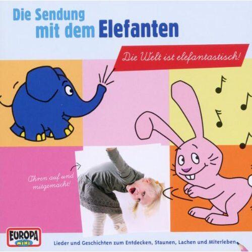 die Sendung mit dem Elefanten - Die Welt Ist Elefantastisch - Preis vom 18.01.2021 06:04:29 h