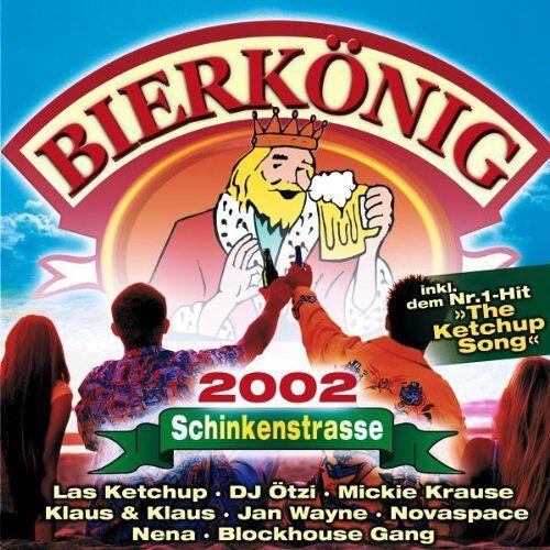 Various - Bierkönig 2002 - Preis vom 20.10.2020 04:55:35 h