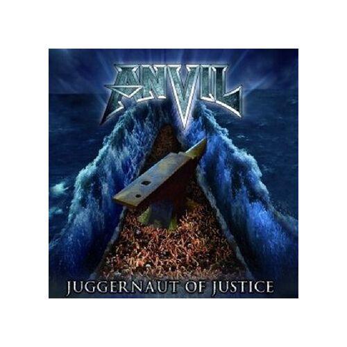Anvil - Juggernaut of Justice - Preis vom 05.05.2021 04:54:13 h