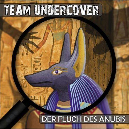 Team Undercover - Team Undercover 1: Der Fluch des Anubis - Preis vom 03.05.2021 04:57:00 h