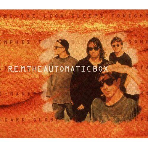 R.E.M. - The Automatic Box - Preis vom 23.02.2021 06:05:19 h