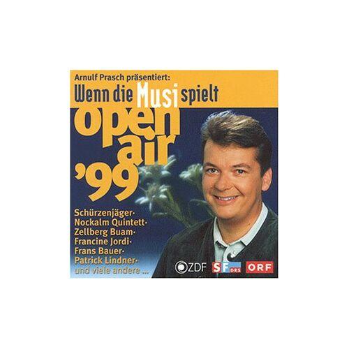 Various - Wenn die Musi Spielt Openair99 - Preis vom 18.10.2020 04:52:00 h