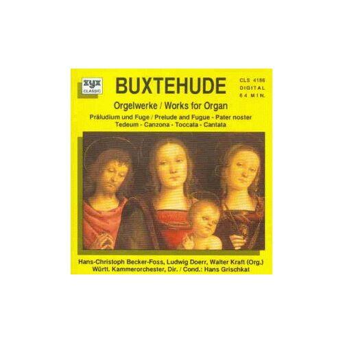 Buxtehude - Orgelwerke - Preis vom 15.04.2021 04:51:42 h