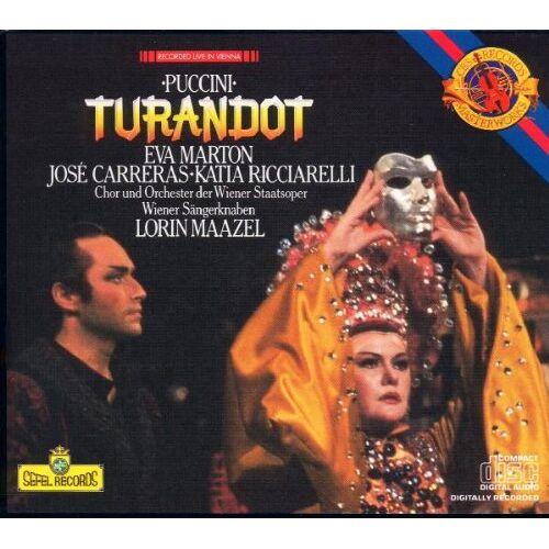 l. Maazel - Puccini: Turandot - Preis vom 25.02.2020 06:03:23 h