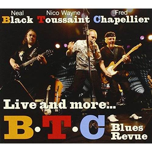 B.T.C. Blues Revue - Live And More... - Preis vom 14.04.2021 04:53:30 h