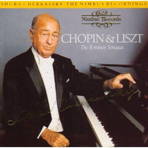 Shura Cherkassky - Chopin & Liszt Piano Works - Preis vom 20.10.2020 04:55:35 h