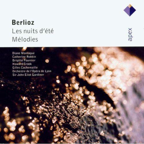 Montague - Les Nuits D'ete/Melodies - Preis vom 20.10.2020 04:55:35 h