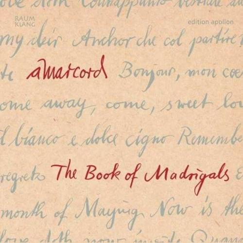 Amarcord - The Book of Madrigals - Preis vom 29.01.2020 05:58:29 h