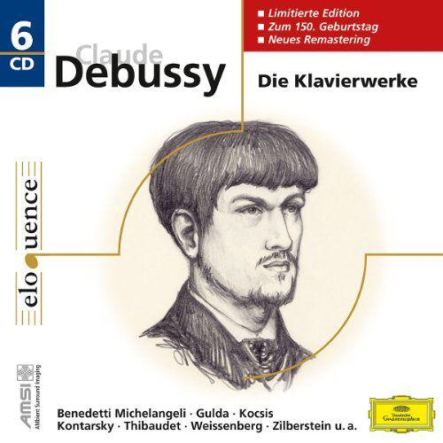 Kontarsky - Debussy Klavierwerke (Ltd.Edt.) - Preis vom 08.05.2021 04:52:27 h