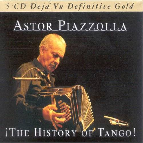 Astor Piazzolla - The History of Tango - Preis vom 01.06.2020 05:03:22 h