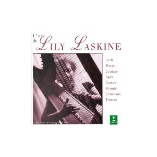 Lily Laskine - Harp Recital - Preis vom 07.05.2021 04:52:30 h