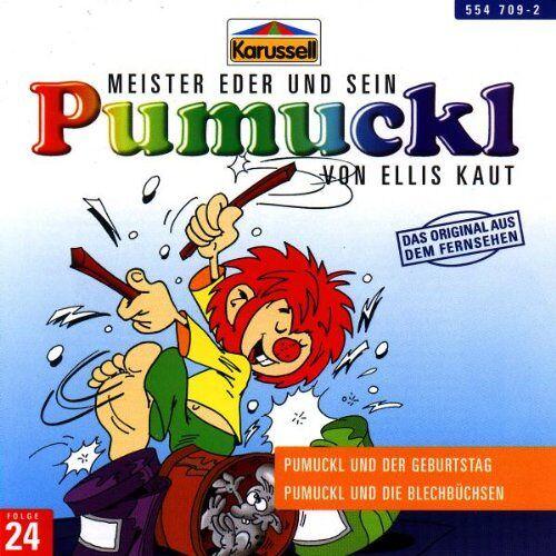Pumuckl - 24:Pumuckl und der Geburtstag/Pumuckl und die Blec - Preis vom 11.05.2021 04:49:30 h