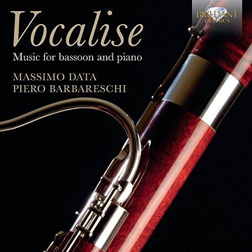 Massimo Data - Music for Bassoon and Piano - Preis vom 07.03.2021 06:00:26 h