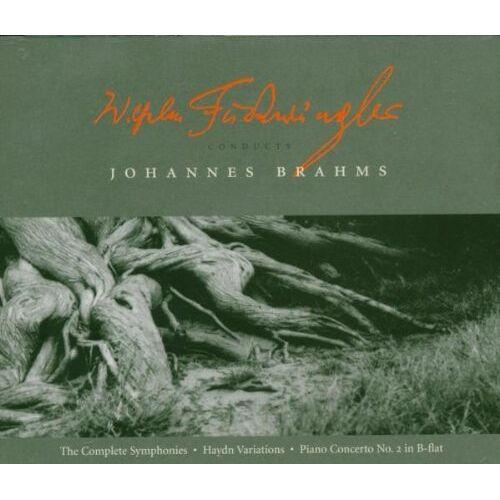 Wilhelm Furtwängler - Furtwängler dirigiert Brahms - Preis vom 28.02.2021 06:03:40 h
