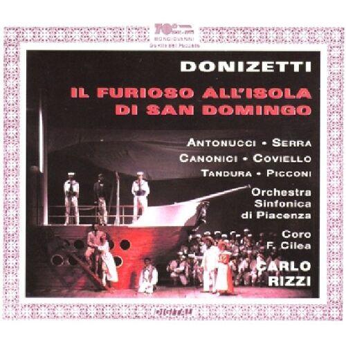 Antonucci - Il Furioso All'Isola di San Do - Preis vom 28.02.2021 06:03:40 h