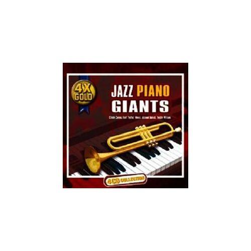Various - Jazz Piano Giants - Preis vom 18.04.2021 04:52:10 h