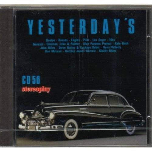 Boston - Stereoplay Yesterday's CD 56 - Preis vom 28.02.2021 06:03:40 h