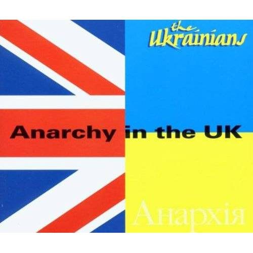 Ukrainians - Anarchy in the UK - Preis vom 16.04.2021 04:54:32 h