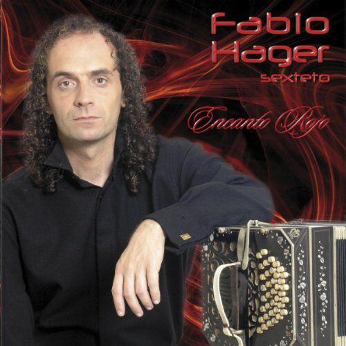 Fabio Hager - Encanto Rojo - Preis vom 26.02.2021 06:01:53 h