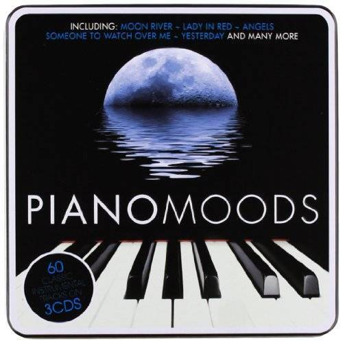 Various - Piano Moods (Lim.Metalbox ed.) - Preis vom 28.02.2021 06:03:40 h