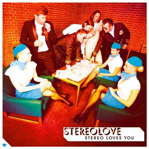 Stereolove - Stereo Loves You - Preis vom 28.02.2021 06:03:40 h