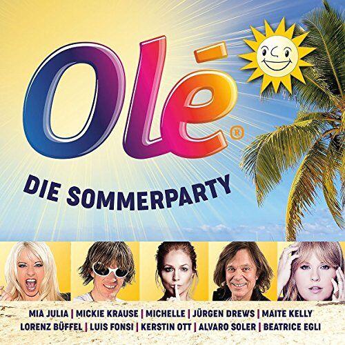 Various - Olé - die Sommerparty - Preis vom 27.01.2020 06:03:55 h