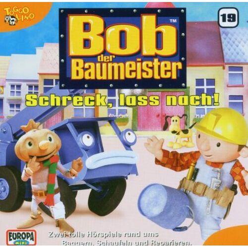 Bob der Baumeister - 19/Bob der Baumeister-Schreck,Lass Nach! - Preis vom 18.04.2021 04:52:10 h