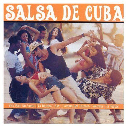 Various - Salsa - Salsa de Cuba - Preis vom 18.04.2021 04:52:10 h