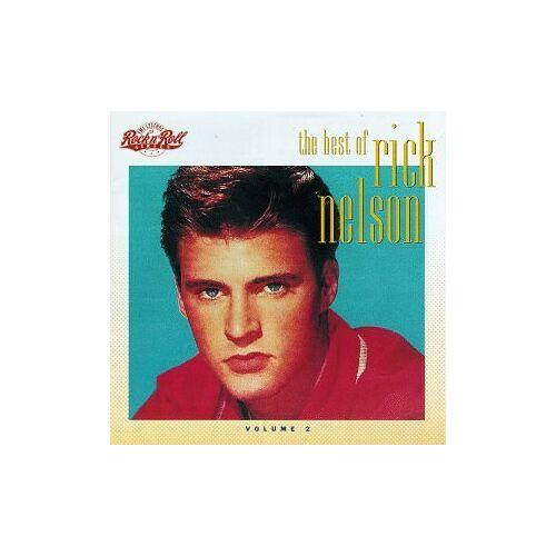Ricky Nelson - Vol. 2-Best of Ricky Nelson - Preis vom 20.10.2020 04:55:35 h