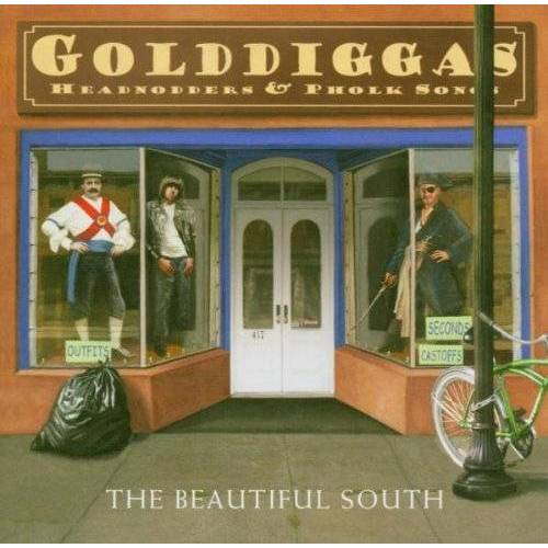 The Beautiful South - Golddiggas, Headnodders & Pholk Songs - Preis vom 22.01.2021 05:57:24 h