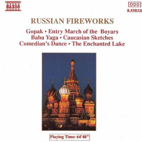 Various - Russisches Feuerwerk - Preis vom 03.05.2021 04:57:00 h