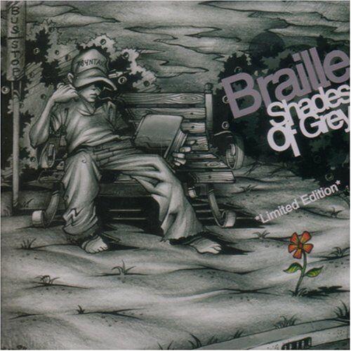 Braille - Shades of Grey - Preis vom 06.05.2021 04:54:26 h