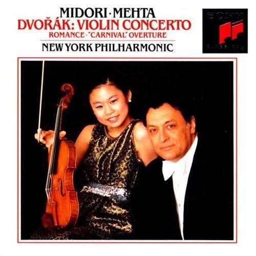 Midori - Dvorak: Violinkonzert Metha - Preis vom 22.01.2021 05:57:24 h