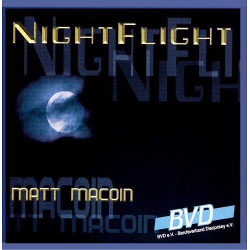 Matt Macoin - Night Flight - Preis vom 06.03.2021 05:55:44 h