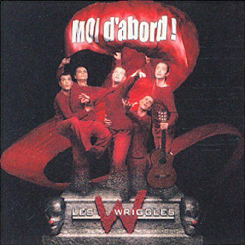 les Wriggles - Moi d Abord [+Bonus Dvd] - Preis vom 20.10.2020 04:55:35 h