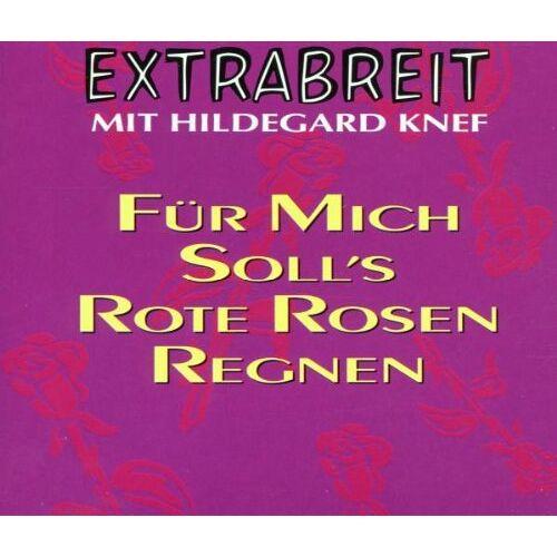 Extrabreit - Für mich soll's rote Rosen regnen - Preis vom 28.05.2020 05:05:42 h