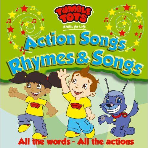 Tumble Tots - Tumble Tots Rhymes & Songs Vol - Preis vom 10.04.2021 04:53:14 h