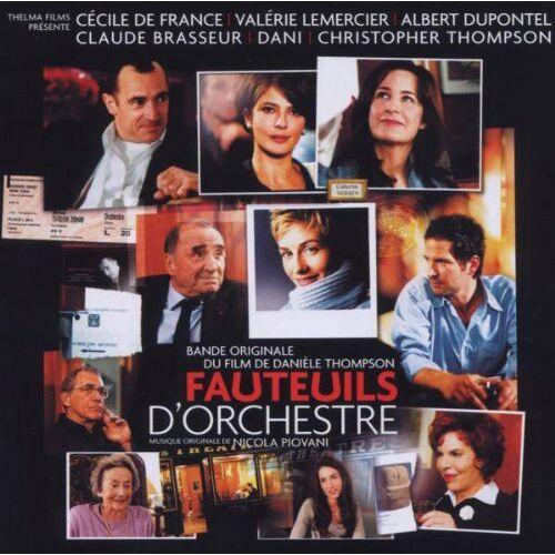 Ost - Fauteuils D'Orchestre - Preis vom 05.09.2020 04:49:05 h
