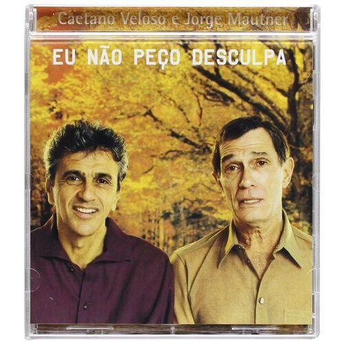 Veloso, Caetano & Mautner, Jorge - Eu Nao Peco Desculpa - Preis vom 21.10.2020 04:49:09 h