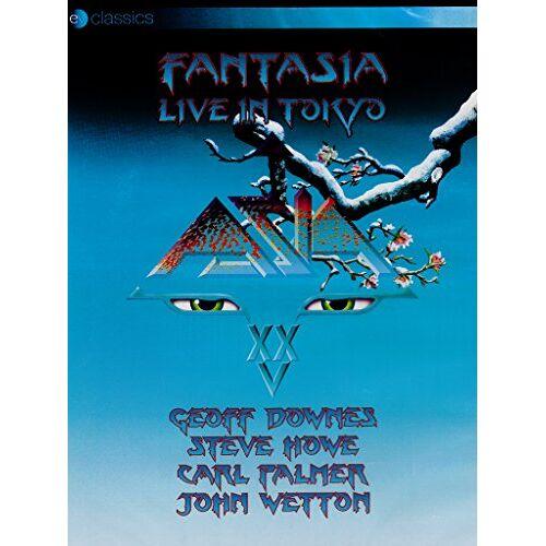 Asia - Fantasia: Live in Tokio - Preis vom 27.02.2021 06:04:24 h